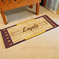 "Loyola University Chicago NCAA Basketball Runner 30""x72"""