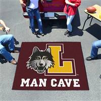 "Loyola University Chicago Man Cave Tailgater 59.5""x71"""