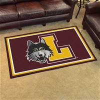 "Loyola University Chicago 4x6 Rug 44""x71"""