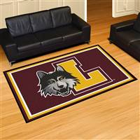 "Loyola University Chicago 5x8 Rug 59.5""x88"""
