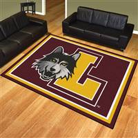 "Loyola University Chicago 8x10 Rug 87""x117"""