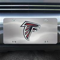 NFL - Atlanta Falcons Diecast License Plate