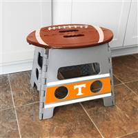 "University of Tennessee Folding Step Stool   14""x13"""