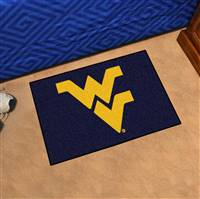 "West Virginia Mountaineers Starter Rug 20""x30"""