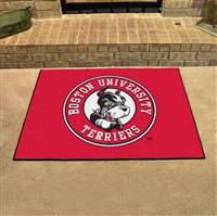 "Boston University Terriers All-Star Rug 34""x45"""