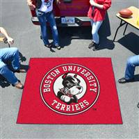 "Boston University Tailgater Mat 59.5""x71"""