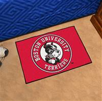 "Boston University Starter Mat 19""x30"""