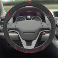 "Indiana University Steering Wheel Cover 15""x15"""