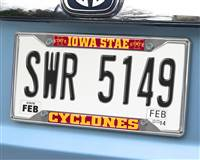 "Iowa State University License Plate Frame 6.25""x12.25"""