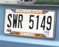 "Oklahoma State University License Plate Frame 6.25""x12.25"""