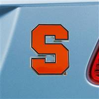 "Syracuse University Color Emblem  3""x3.2"""