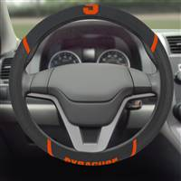 "Syracuse University Steering Wheel Cover 15""x15"""