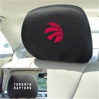 "NBA - Toronto Raptors Head Rest Cover 10""x13"""