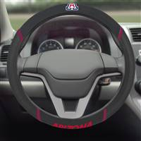"University of Arizona Steering Wheel Cover 15""x15"""