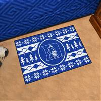 "Duke University Holiday Sweater Starter Mat 19""x30"""