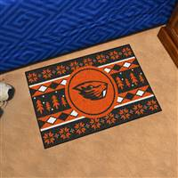 "Oregon State University Holiday Sweater Starter Mat 19""x30"""