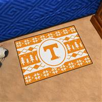 "University of Tennessee Holiday Sweater Starter Mat 19""x30"""