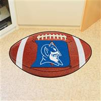 "Duke Blue Devils Football Rug 22""x35"""