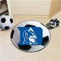 "Duke University Soccer Ball Mat 27"" diameter"