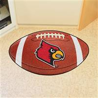 "University of Louisville Football Mat 20.5""x32.5"""