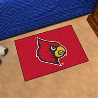 "University of Louisville Starter Mat 19""x30"""