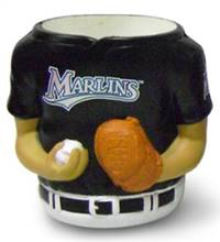 Florida Marlins Jersey Can Cooler