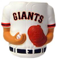 San Francisco Giants Jersey Can Cooler