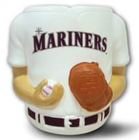 Seattle Mariners Jersey Can Cooler