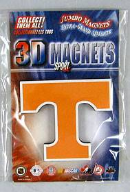Tennessee Volunteers Jumbo 3D Magnet