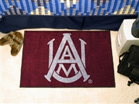 "Alabama A&M Bulldogs Starter Mat 20"" x 30"""