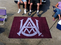 "Alabama A&M Bulldogs Tailgater Rug 60""x72"""
