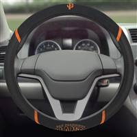 "San Francisco Giants Steering Wheel Cover 15""x15"""