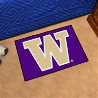"Washington Huskies Starter Rug 20""x30"""