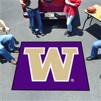 "Washington Huskies Tailgater Rug 60""x72"""