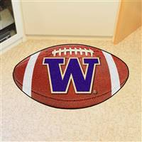"Washington Huskies Football Rug 22""x35"""