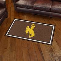 "University of Wyoming 3x5 Rug 36""x 60"""