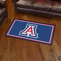 "University of Arizona 3x5 Rug 36""x 60"""