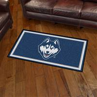 "University of Connecticut 3x5 Rug 36""x 60"""