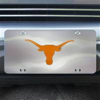 University of Texas Diecast License Plate 12X6