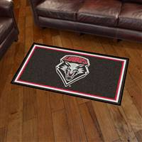 "University of New Mexico 3x5 Rug 36""x 60"""