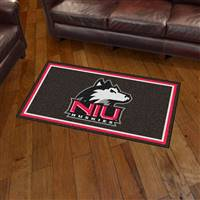 "Northern Illinois University 3x5 Rug 36""x 60"""