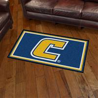 "University of Tennessee Chattanooga 3x5 Rug 36""x 60"""