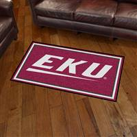 "Eastern Kentucky University 3x5 Rug 36""x 60"""