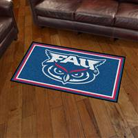 "Florida Atlantic University 3x5 Rug 36""x 60"""