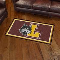 "Loyola University Chicago 3x5 Rug 36""x 60"""