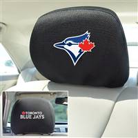 "Toronto Blue Jays Head Rest Cover 10""x13"""