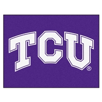 "Texas Christian (TCU) Horned Frogs All-Star Rug 34""x45"""