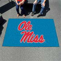 "University of Mississippi (Ole Miss) Ulti-Mat 59.5""x94.5"""
