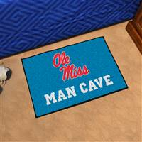 "University of Mississippi (Ole Miss) Man Cave Starter 19""x30"""