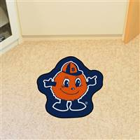 "Syracuse University Mascot Mat 30""x30.4"""